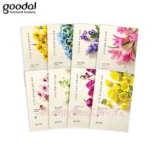 GOODAL Wild Flower Mask 25ml*5ea