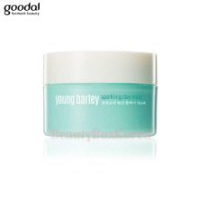 GOODAL Young Barley Sparkling Clay Mask 100ml