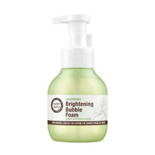 HAPPY BATH Soap Berry Brightening Bubble Foam 300ml, HAPPY BATH