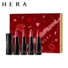 HERA Rouge Holic Exceptional Mini Set 1.7g*4 [Valentine Collection]
