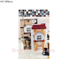 HIDDENCOS Latte Mask 25g*10ea