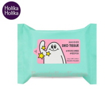 HOLIKA HOLIKA Manner Deo Tissue 20ea
