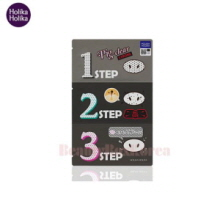 HOLIKA HOLIKA Pig Nose Clear Blackhead 3-step Kit STRONG 4g+1ea+1ea