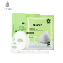HU:ON Derma Elravie Clear Bubble Tox Mask 18g*10ea