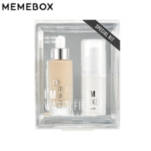 I'M MEME I'm Tinted Foundation Fixer Set (2items), MEME BOX