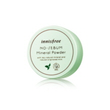 INNISFREE No Sebum Mineral Powder 5g [WS],Beauty Box Korea