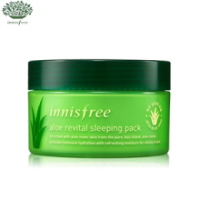 INNISFREE Aloe Revital Sleeping Pack 100ml, INNISFREE