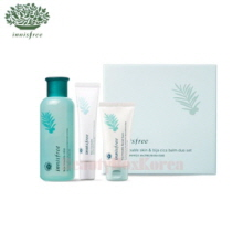 INNISFREE Bija Trouble Skin & Bija Cica Balm Duo Set 3items
