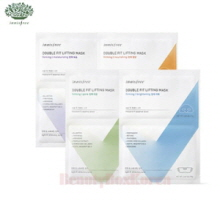 INNISFREE Double Fit Lifting Mask 17g+19g*5ea