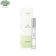INNISFREE Eau De Toilette Rollerball Vol.1 Fresh Cedarwood 10ml, INNISFREE