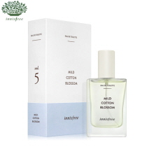 INNISFREE Eau De Toilette Vol.5 Mild Cotton Blossom 30ml, INNISFREE