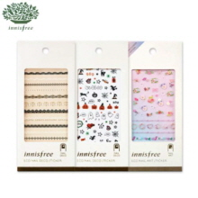 INNISFREE Eco Nail Deco Sticker 1ea, INNISFREE