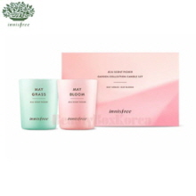 INNISFREE Jeju Scent Picker Garden Collection Candle Set 60g*2ea [2018 SS Limited]