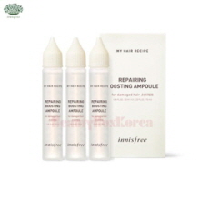 INNISFREE My Hair Recipe Repairing Boosting Ampoule (For Damaged Hair) 25ml*3ea