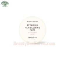 INNISFREE My Hair Recipe Repairing Hair Sleeping Pack (For Damaged Hair) 100ml
