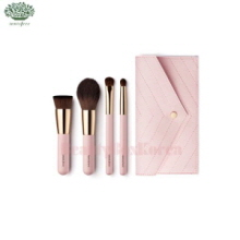 INNISFREE Pink Brush Set 4 items