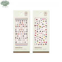 INNISFREE Self Nail Sticker Design 1sheet, INNISFREE