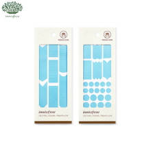 INNISFREE Self Nail Sticker French Line 1sheet, INNISFREE