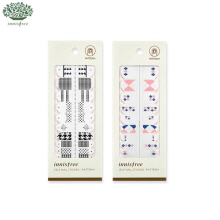 INNISFREE Self Nail Sticker Pattern 1sheet, INNISFREE