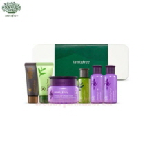 INNISFREE The Best Of Innisfree Orchid Collection 50ml+50ml+50ml+30ml+20ml+20ml With Tin Case