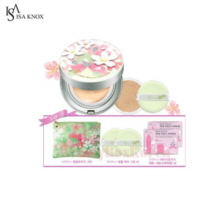 ISA KNOX Micro Foam Cushion SPF50+PA+++ 15g*2ea Special Set  [Cherry Blossom Collection 2]