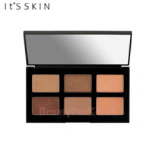 IT'S SKIN Life Color Palette 1.8g*6 [EYE]