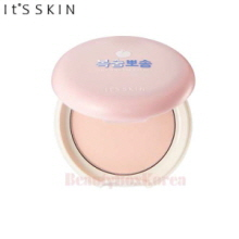 IT'S SKIN Peach Peach Tone Blur Pact 10g,Beauty Box Korea