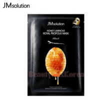 JM SOLUTION Honey Luminous Royal Propolis Mask 30ml