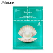 JM SOLUTION Marine Luminous Pearl Deep Moisture Mask 25g