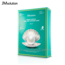 JM SOLUTION Marine Luminous Pearl Deep Moisture Mask 25g*10ea