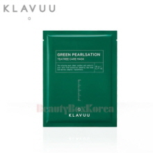 KLAVUU Green Pearlsation Teatree Care Mask 22g