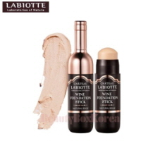 LABIOTTE Chateau Wine Foundation Stick 7.5g,Beauty Box Korea