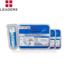 LEADERS 2Step Aquaringer Mask Plus 2ml(ampoule)+25ml(pack) , Own label brand