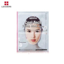 LEADERS Cool Tech 2 Step Mask 23ml+10ml*10ea