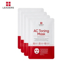 LEADERS Mediu AC Toning Mask 23ml*10ea