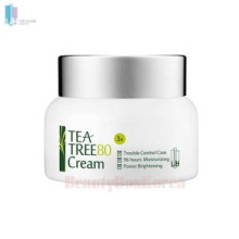 LEEJIHAM Tea Tree 80 Cream 50ml,LEEJIHAM