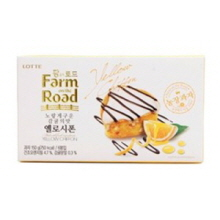 LOTTE Farm on the Road Yellow Chiffon 150g, LOTTE
