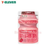 SEVEN ELEVEN Strawberry Yogurt Jelly 50g