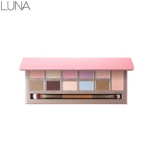 LUNA Runway City Collection Paris Eye Palette 11.9g, LUNA