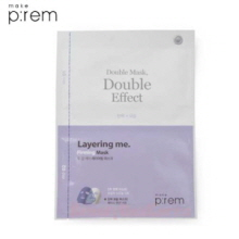 MAKE P:REM Layering Me. Firming Mask 20g+35g