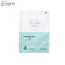 MAKE P:REM Layering Me. Soothing Mask 20g+35g