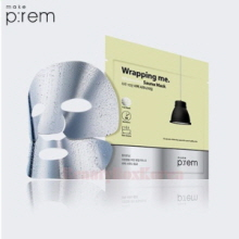 MAKE P:REM Wrapping Me. Sauna Mask 30g*5ea
