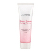 MAMONDE Moisture Ceramide Sleeping Peeling Mask 80ml, MAMONDE