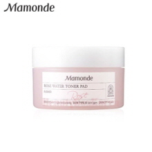 MAMONDE Rose Water Toner Pad 40ea,MAMONDE