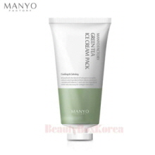 MANYO FACTORY Green Tea Ice Cream Pack 65ml