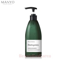 MANYO FACTORY Herb Green Natural Hair Shampoo 530ml