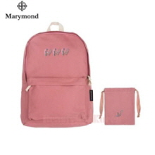 MARYMOND Backpack with Pouch -Burnet