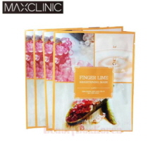 MAXCLINIC Finger Lime Vitamin Mask 18ml*4ea