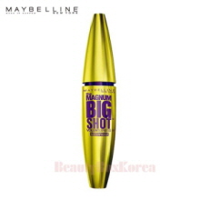 MAYBELLINE The Magnum Big Shot Waterproof Mascara 10ml,MAYBELLINE NEW YORK