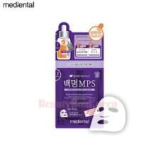 MEDIENTAL Baek Myeong MPS Brightening Mask 25ml+Base Ampoule 3ml
